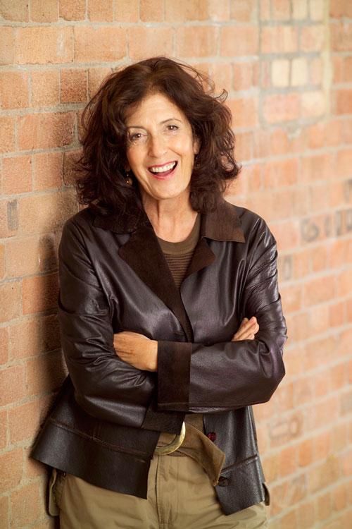 Anita Roddick by Joel Anderson